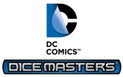 Dice Masters - Superman and Wonderwoman Starter