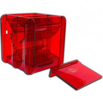 Dice Container - Rood