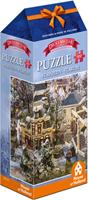 Dickensville Elfsteden - Stavoren Puzzel (500 stukjes)-1