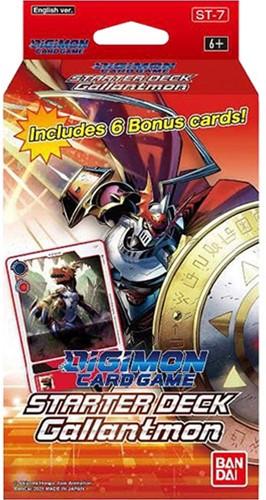Digimon TCG - Starter Deck Gallantmon