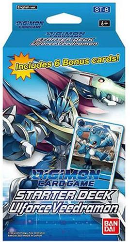 Digimon TCG - Starter Deck UlforceVeedramon