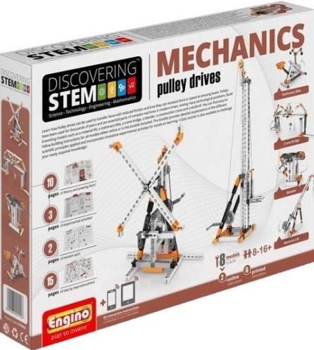 Discovering STEM - Mechanica Riemaandrijving