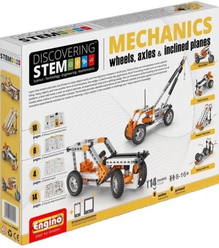 Discovering STEM - Mechanica Wiel, As & Hellend Vlak