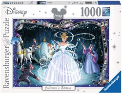 Collector's Edition - Disney Assepoester Puzzel (1000 stukjes)