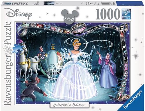 Collector's Edition - Disney Assepoester Puzzel (1000 stukjes)