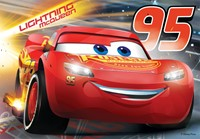 Cars 3 - Puzzel (4 in 1)-2