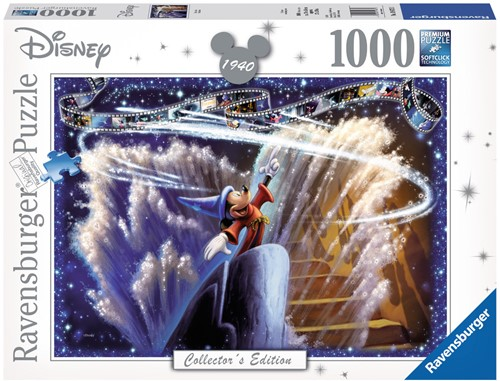 Collector's Edition - Disney Fantasia Puzzel (1000 stukjes)