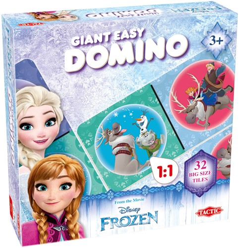 Disney Frozen - Giant Easy Domino