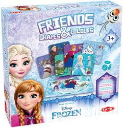 Disney Frozen - Friends Shapes & Colours