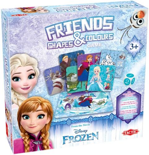 Disney Frozen - Friends Shapes & Colours-1