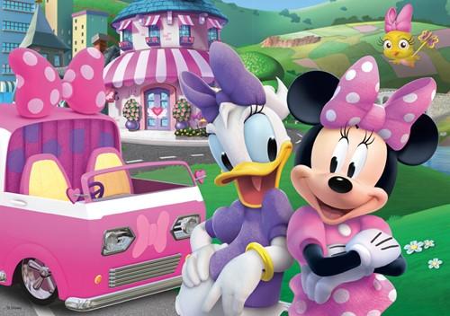 Disney - Minnie's Happy Helpers Puzzel (4 in 1)-3