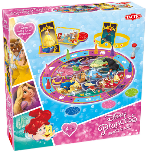 Disney Princess - Party Game