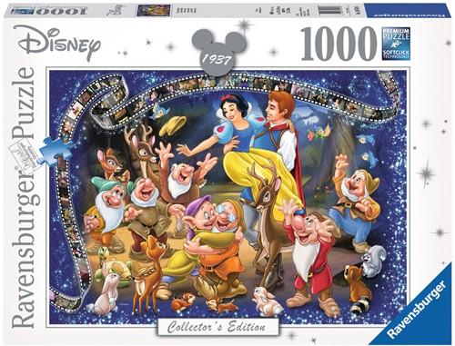 Collector's Edition - Disney Sneeuwwitje Puzzel (1000 stukjes) (doos beschadigd)