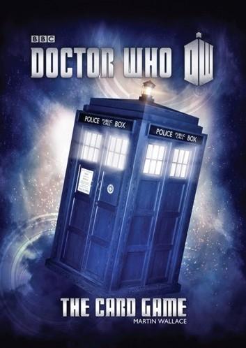 Doctor Who - Kaartspel-1