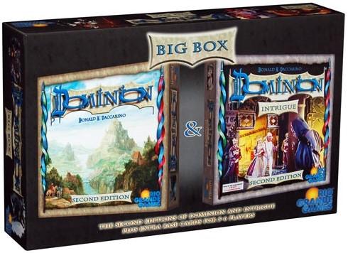 Dominion Big Box 2nd Edition (Licht beschadigd)