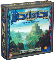 Dominion - Second Edition (Engels)