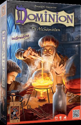 Dominion - De Alchemisten Uitbreiding-1