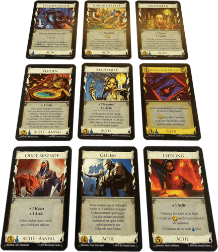 Dominion - De Alchemisten Uitbreiding-2