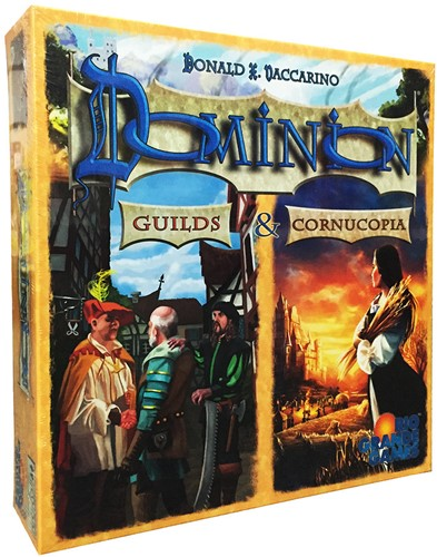 Dominion - Cornucopia & Guilds