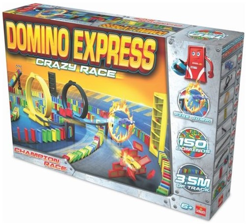 Domino Express - Crazy Race
