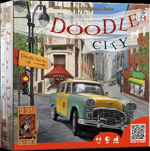 Doodle City-1