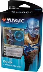Magic The Gathering - Ravnica Allegiance Planeswalker Deck Dovin