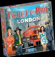 Ticket to Ride - London (NL versie)