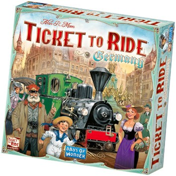 Ticket to Ride - Germany-1