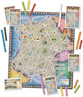 Ticket to Ride - France & Old West-3