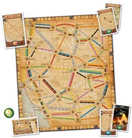 Ticket to Ride - France & Old West-2