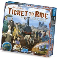 Ticket to Ride - France & Old West-1