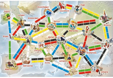 Ticket To Ride - Mijn Eerste Reis-2