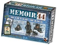 Memoir '44 ext. 8 Winter Wars - The Ardennes Offensive