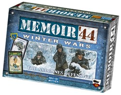 Memoir '44 ext. 8 Winter Wars - The Ardennes Offensive