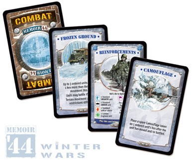 Memoir '44 ext. 8 Winter Wars - The Ardennes Offensive-3