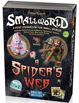Small World - A Spider