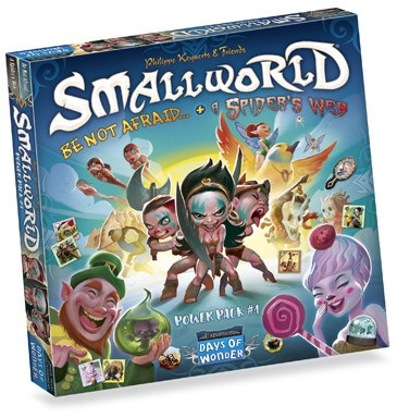 Small World - Power Pack 1