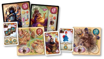 Five Tribes - Whims Of The Sultan-2