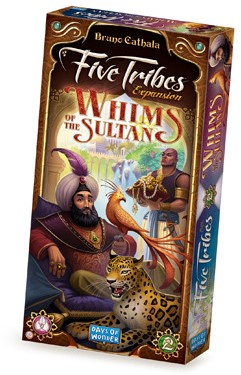 Five Tribes - Whims Of The Sultan-1