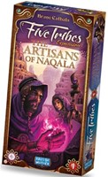Five Tribes - The Artisans of Naqala Expansion-1