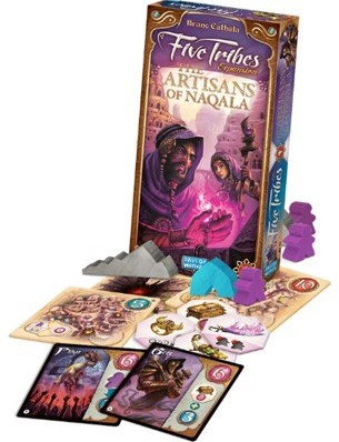 Five Tribes - The Artisans of Naqala Expansion-3