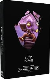 The City of Kings - Character Pack 2 Rapuil and Neob