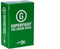 Superfight - Green Family Deck