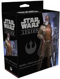 Star Wars Legion - Rebel Specialists Personnel