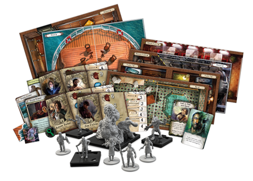 Mansions of Madness 2nd - Horrific Journeys-2