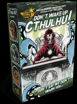 Don't Wake Up Cthulhu