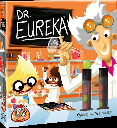 Dr. Eureka (demo spel)