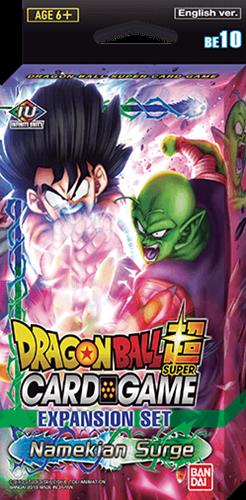 Dragon Ball Super - Expansion Set Namekian Surge