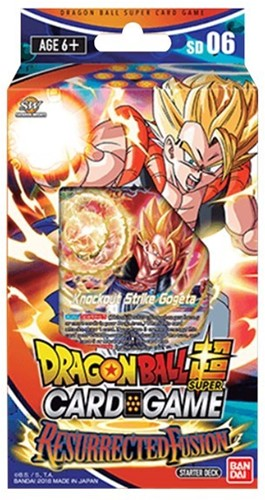 Dragon Ball Super - S5 Blue Starter Deck