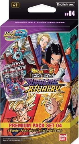 Dragon Ball Super - Supreme Rivalry Premium Pack